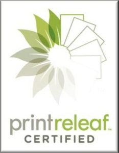 Printreleaf Certified